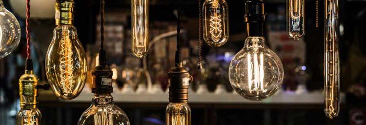 ampoule rétro vintage