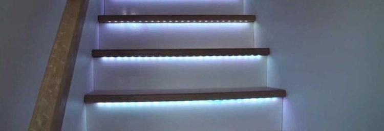 Rubans LED intérieurs